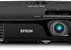 Epson EX5210 Projector (Portable XGA 3LCD, 2800 lumens color brightness, 2800 lumens white brightness, HDMI, rapid setup)