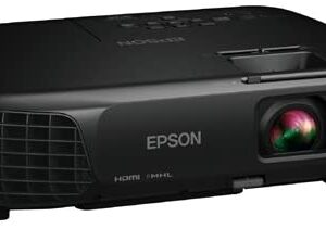 Epson EX7235 Pro, WXGA Widescreen HD, Wireless, 3000 Lumens Color Brightness, 3000 Lumens White Brightness, 3LCD Projector