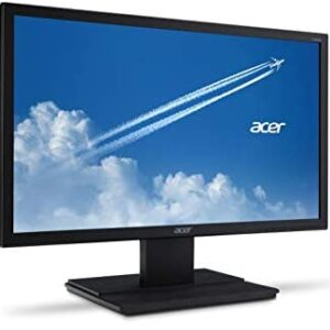 Acer V246HQL 23.6-Inch Full HD LED Backlit Widescreen LCD Monitor