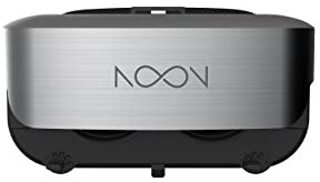 NOON VR PRO with PC-to-VR Streaming & Built-in Stereo Headphones for Cinematic & Gaming Experience