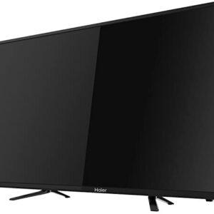 Haier 40G2500 40″ 1080p 60Hz D-LED HDTV – (2017 Model), Black