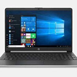 2020 HP 15 15.6″ HD Touchscreen Premium Laptop – 10th Gen Intel Core i5-1035G1, 16GB DDR4, 512GB SSD, USB Type-C, HDMI, Windows 10 – Silver W
