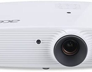 Acer H5382BD 720P 3D DLP Home Theater Projector – White