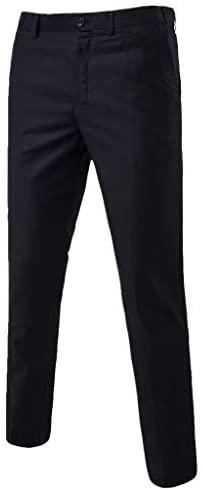 3-Piece Blazer Jacket Men's Slim Suit Coat Tuxedo Party Business Wedding Party Jacket Vest & Pants
