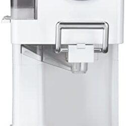 Cuisinart ICE-45P1 Mix Serve 1.5-Quart Soft Service Ice Cream Maker, White