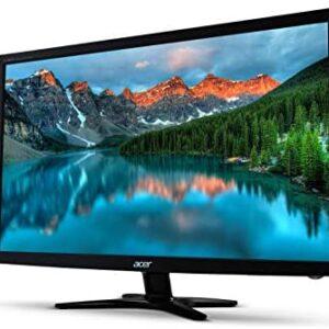 Acer G246HL Abd 24-Inch Screen LED-Lit Monitor,Black