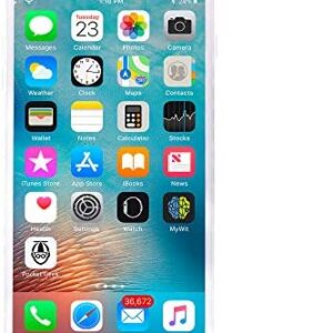 Apple iPhone 8 Plus, 64GB, Silver – for AT&T/T-Mobile (Renewed)