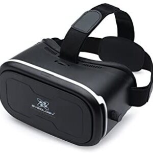 EYEOLOGY VR 3D Virtual Reality HIGH Clarity Adjustable Gaming Movie Headset
