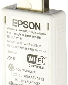Epson ELPAP10 Wireless LAN Module for Projectors