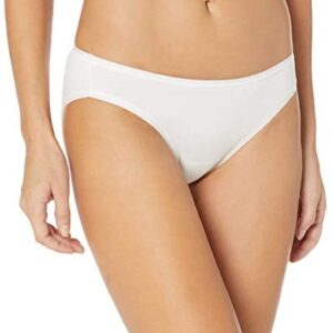 Amazon Essentials Women's Cotton Stretch Bikini Panty