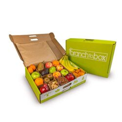 Branch To Box Office Fruit Delivery – Medium Fruit & Snack Box