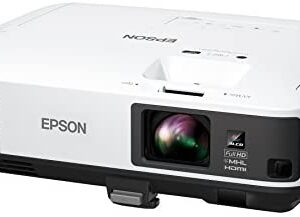 Epson Home Cinema 1450 1080p 4,200 lumens Color Brightness (Color Light Output) 4,200 lumens White Brightness 3LCD Projector with MHL (Renewed)