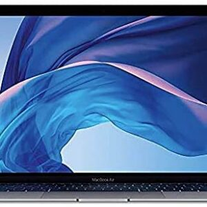 (Renewed) Apple 2018 13.3in MacBook Air, Mac OS, Intel Core i5, 1.6 GHz, Intel UHD Graphics 617, 256 GB, Space Gray
