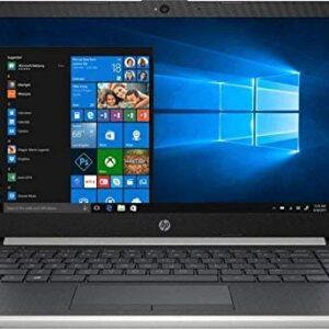 "2020 HP 14"" Laptop (AMD A9-9425 up to 3.7 GHz, 4GB DDR4 RAM, 128GB SSD, AMD Radeon R5 Graphic, Wi-Fi, Bluetooth, HDMI, Windows 10 Home) (Renewed)"