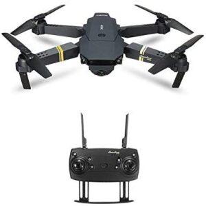 Big Bargains Online Eachine E58 JY019 Pocket Drone WiFi FPV with 2MP Wide Angle Camera High Hold Mode Foldable SJY-JY019 Drone VS DJI Mavic Pro