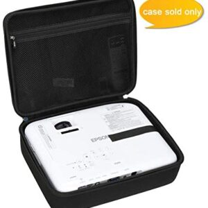 Aproca Hard Travel Storage Carrying Case Bag Fit Epson VS250 / VS240 SVGA 3LCD Projector