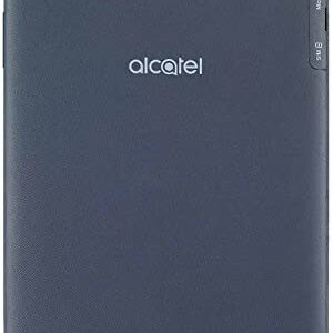 Alcatel A30 16 GB Android 7.1 Nougat, 8″ Inch Tablet 4G LTE GSM Unlocked WIFI (Navy Blue)