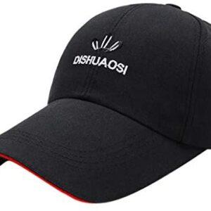 CapsA Baseball Cap Dad Hat Baseball Bucket Trucker Cap Cotton Adjustable Embroidered Unisex Baseball Caps