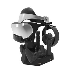 Collective Minds PSVR Showcase Rapid AC PS4 VR Charge & Display Stand – PlayStation 4