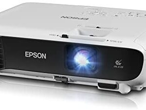 Epson EX3260 SVGA 3,300 lumens Color Brightness (Color Light Output) 3,300 lumens White Brightness (White Light Output) HDMI 3LCD Projector (Renewed)