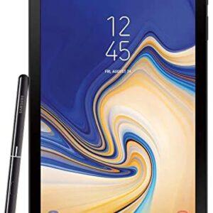 Samsung Electronics SM-T830NZKAXAR Galaxy Tab S4 with S Pen, 10.5″, Black