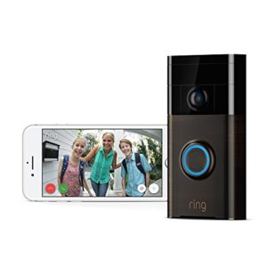 Certified Refurbished Ring Video Doorbell Venetian Bronze