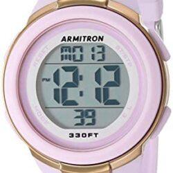 Armitron Sport Women's Digital Resin Strap Watch, 45/7126