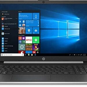 2020 HP 15.6″ Touchscreen Laptop Computer/ 10th Gen Intel Quard-Core i5 1035G1 up to 3.6GHz/ 8GB DDR4 RAM/ 512GB PCIe SSD/ 802.11ac WiFi/ Bluetooth 4.2/ USB 3.1 Type-C/ HDMI/ Silver/ Windows 10 Home