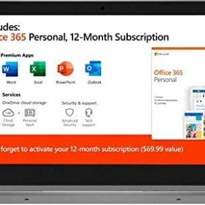 2020 Lenovo IdeaPad Laptop ComputerAMD A6-9220e 1.6GHz 4GB Memory 64GB eMMC Flash Memory 14″ AMD Radeon R4 AC WiFi Microsoft Office 365 Platinum Gray Windows 10 Home