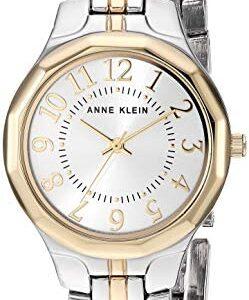 Anne Klein Women's Easy to Read Bracelet Watch