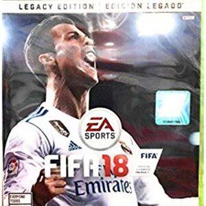FIFA 18 Legacy Edition – Xbox 360