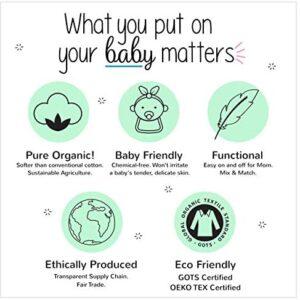 Lamaze Organic Baby Organic Baby Girl, Boy, Unisex Rompers, Coveralls