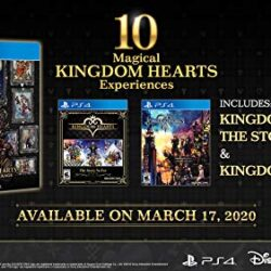 Kingdom Hearts All-In-One Package – PlayStation 4