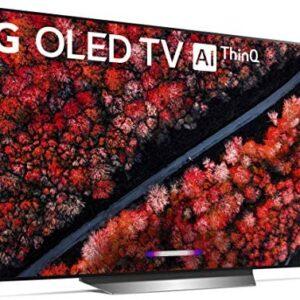 LG C9 Series Smart OLED TV – 77″ 4K Ultra HD with Alexa Built-in, 2019 Model