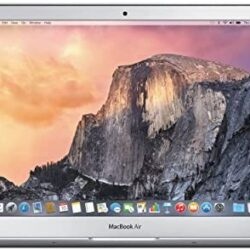 Apple MacBook Air MMGF2LL/A 13.3-Inch Laptop (5th Gen Intel Core i5 1.6 GHz, 8 GB LPDDR3, 128 GB) (Renewed)