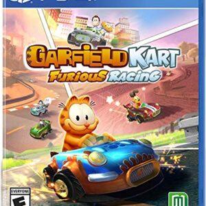 Garfield Kart: Furious Racing (PS4) – PlayStation 4