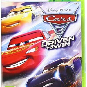 Cars 3: Driven to Win (Xbox 360)