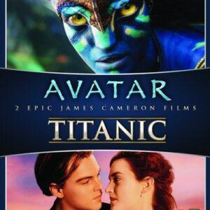 Avatar / Titanic 3D [Blu-ray]