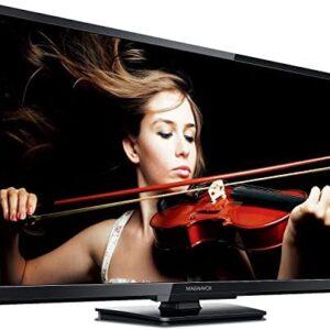 Magnavox LED LCD Smart Tv, 32″, 720p, Black 32MV304X