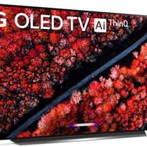 LG C9 Series Smart OLED TV – 55″ 4K Ultra HD with Alexa Built-in, 2019 Model