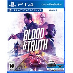 Blood & Truth VR – PlayStation 4