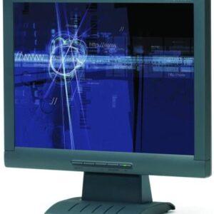 15″ NEC AccuSync ASLCD52V-BK LCD Monitor (Black)