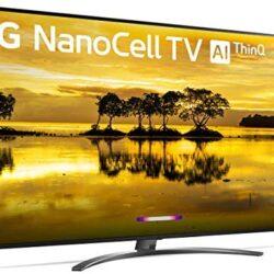 LG 75SM9070PUA Alexa Built-in Nano 9 Series 75″ 4K Ultra HD Smart LED NanoCell TV (2019)