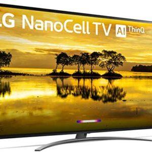 LG 86SM9070PUA Alexa Built-in Nano 9 Series 86″ 4K Ultra HD Smart LED NanoCell TV (2019)