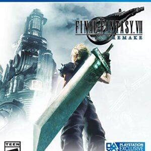 Final Fantasy VII: Remake – PlayStation 4