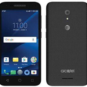 Alcatel IdealEXCITE 5044R | (8GB, 1GB RAM) | 5.0″ Full HD Display | 5MP Camera | 2050 mAh Battery | Android 7.0 Nougat | 4G LTE Smartphone | (GSM Unlocked)