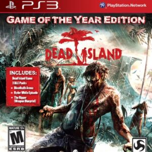Dead Island: Game of the Year Edition – Playstation 3