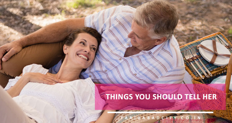 Things you should tell her in bed