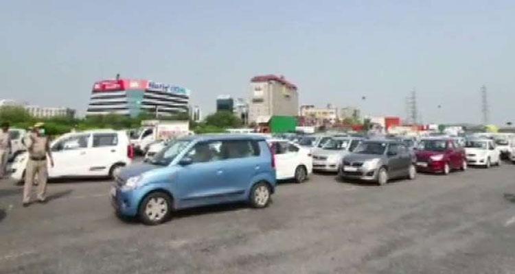 दिल्ली-फरीदाबाद के बीच बढ़ी सख्ती, डॉक्टरों को एंट्री सिर्फ 12 बजे तक