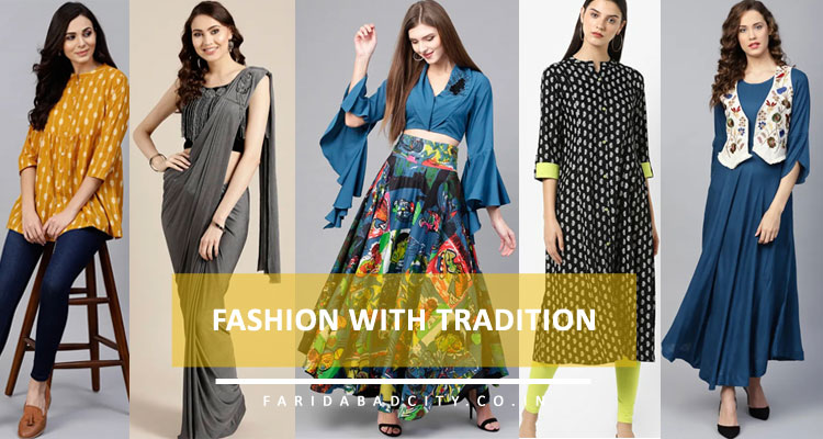 Checkout Cool Fashion With Tradition